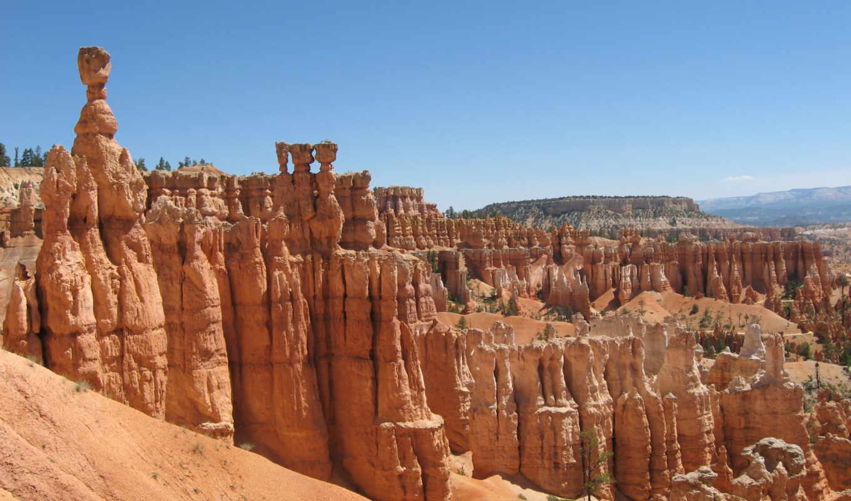 каньон, grand, america, река, colorado,