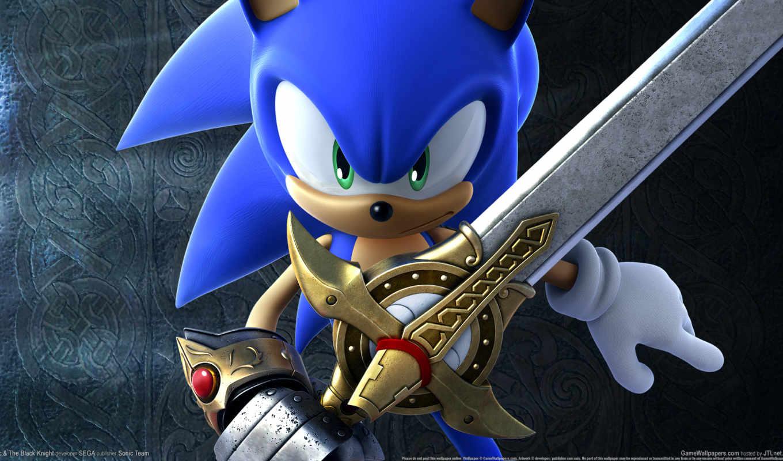 sonic, black, рыцарь,
