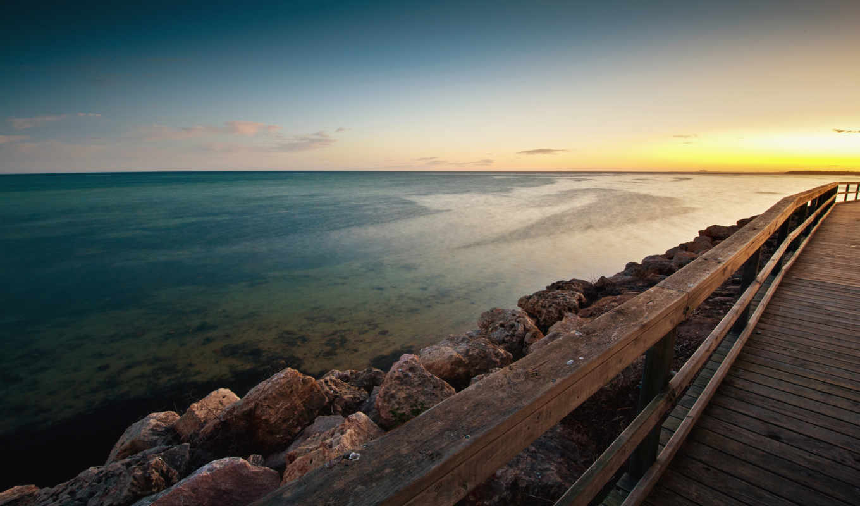 boardwalk, desktop, this, пляж, категория, photography,