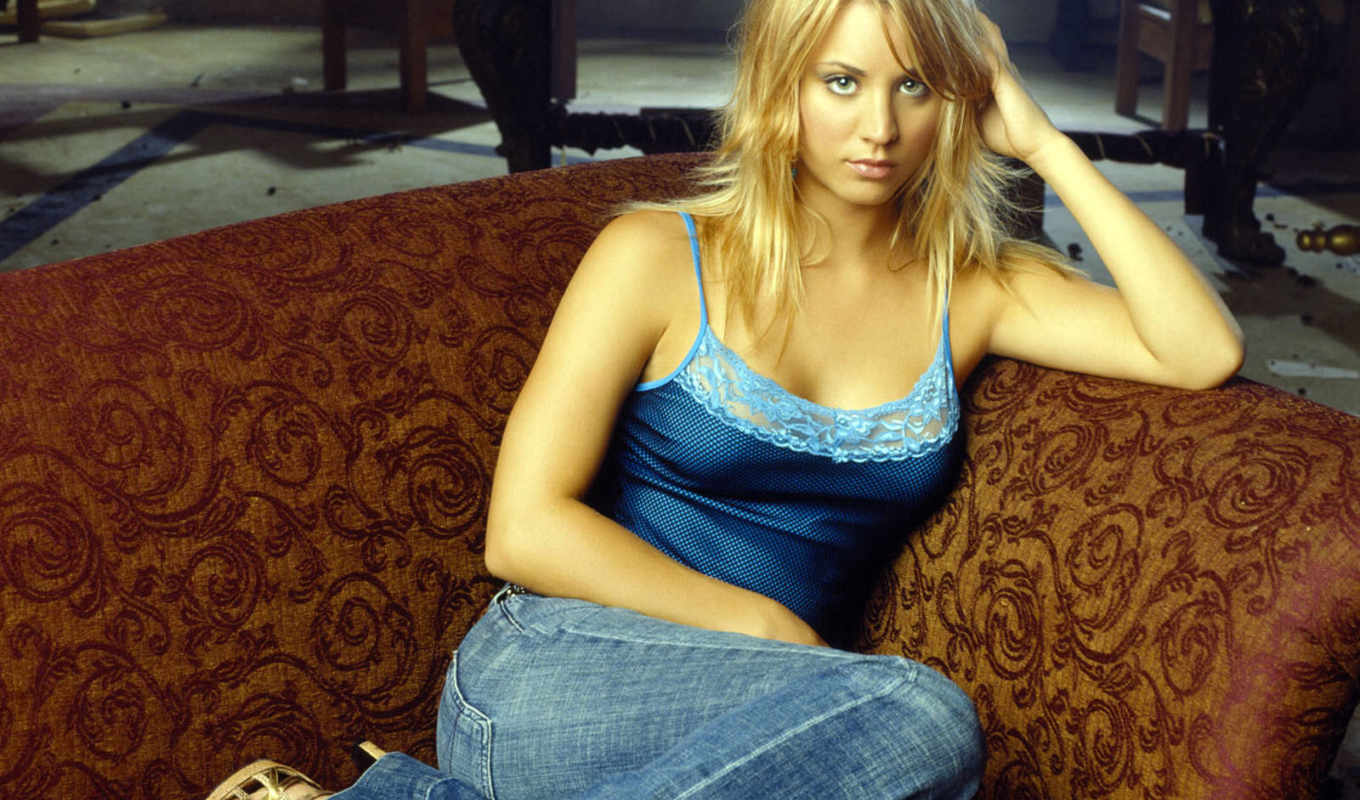 mann, aarti, cuoco, blue, sitting, kaley, ulick, melissa, rauch, images,