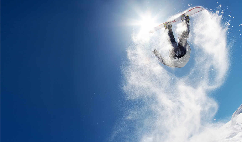 snow, snowboard, snowboarding, sky, trick, спорт, код,