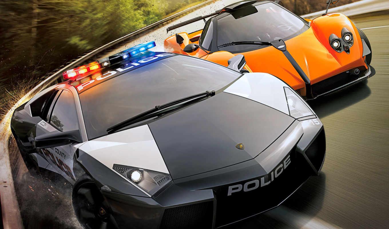 need, speed, nfs, pursuit, hot, pagani, lamborghini,