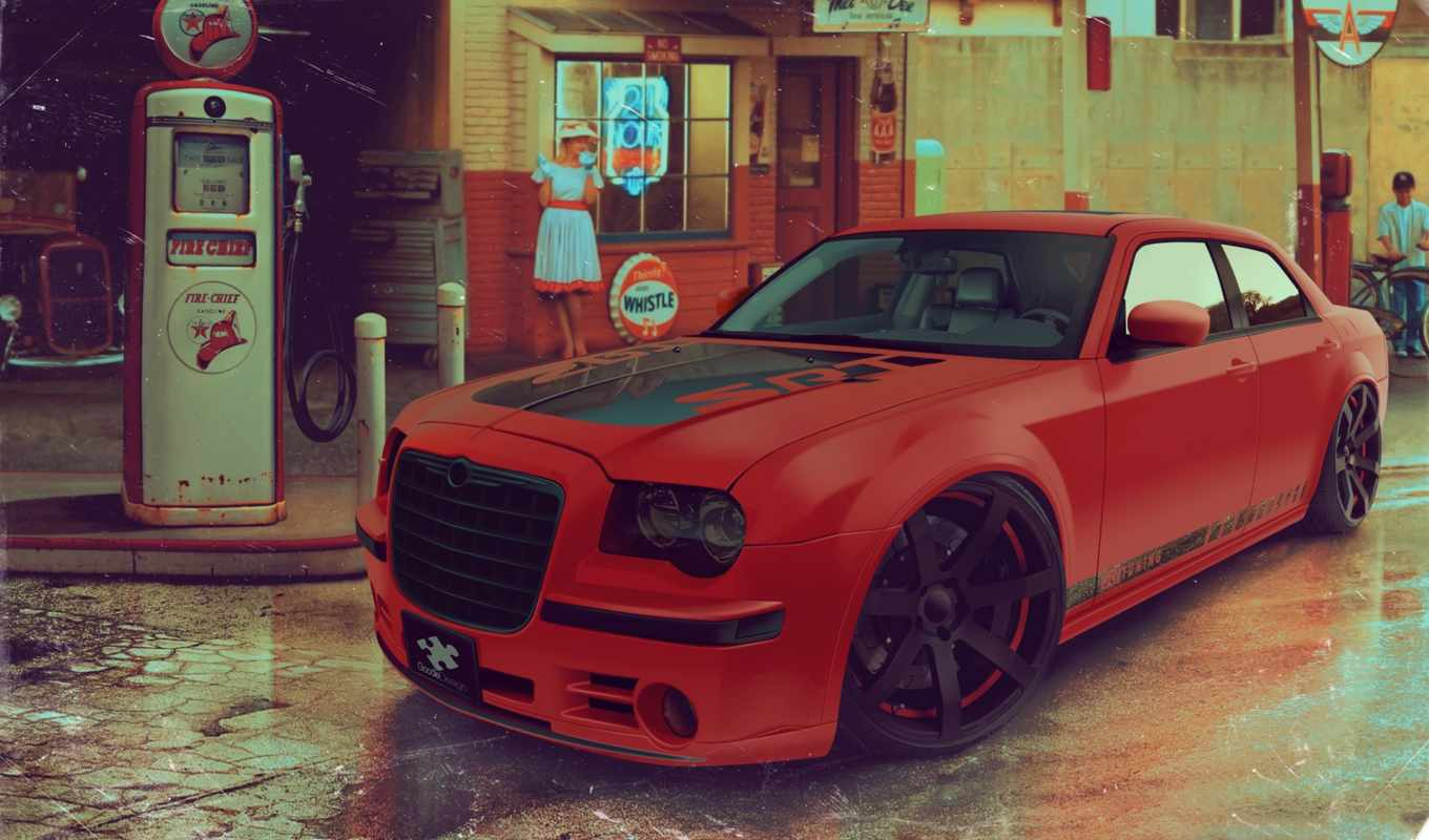 тюнинг, chrysler, cars, mansory, серия, was, bmw, wide,