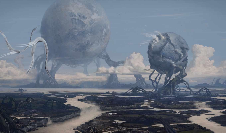 sci, landscape, доска, more, explore, art, pinterest, ideas, science,