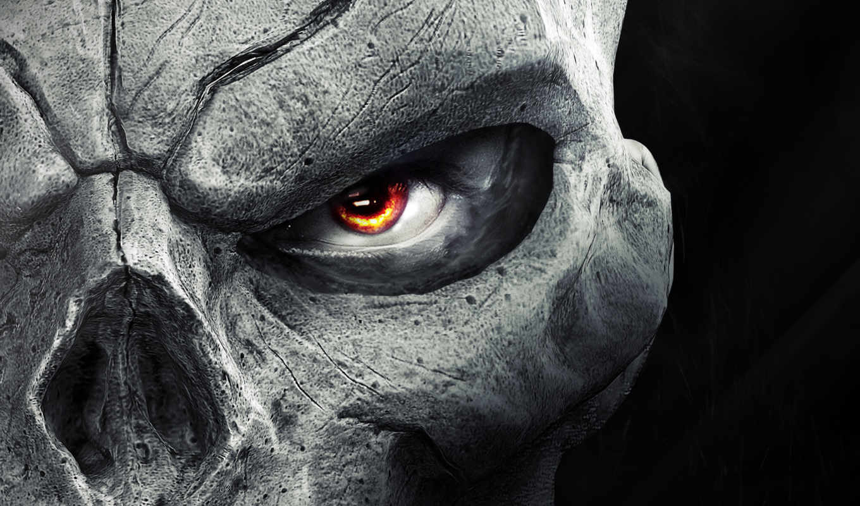 war, darksiders, heaven, game, ад, битва, see,