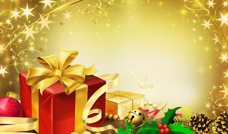 заставки, подарки, новогодние, eid, psd, puzzles, дек, новый, год,