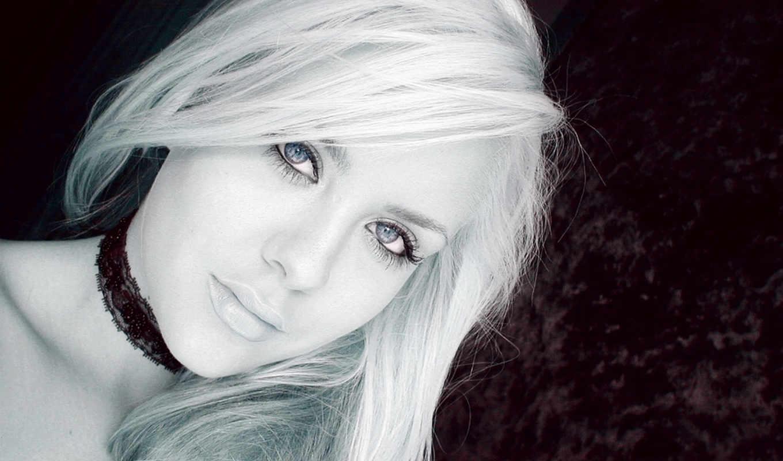 devushki, глаза, девушка,блондинка,