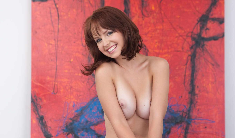 , девушка, большая грудь, сиськи, голая