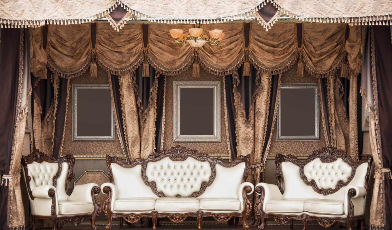 комната, dizain, interer, stil, мебель, диван,