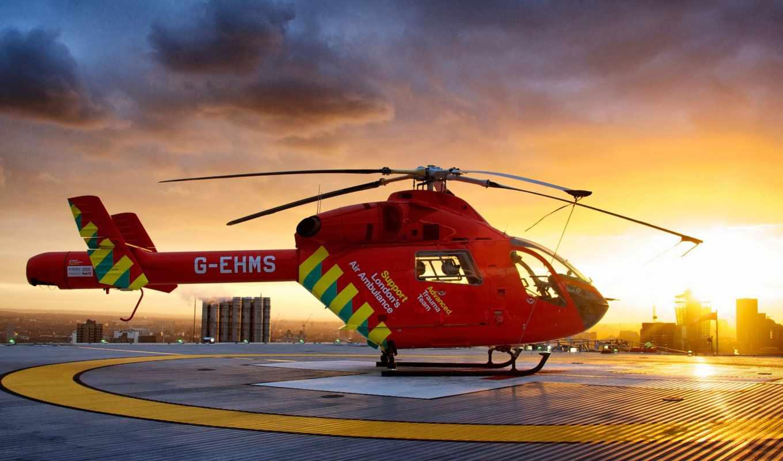 вертолет, самолёт, крыше, iphone, red, небоскрёба, вертолеты, небо, город, авиация, сегодня,