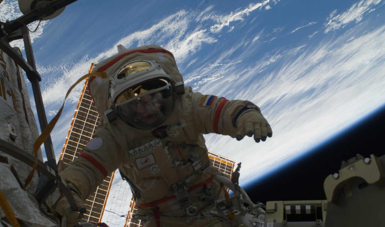 космос, мкс, космонавт, россия, открытый, выход, cosmonauts,