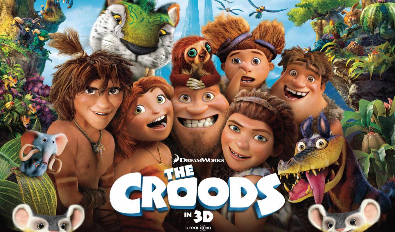 croods, soundtrack, movie, that, музыка, has, семья, world,