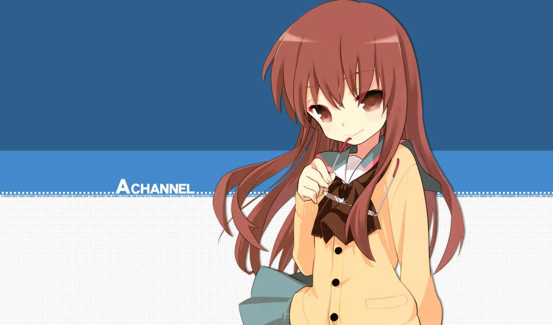channel, animation, anime, nagisa, girls, tags, девушки,