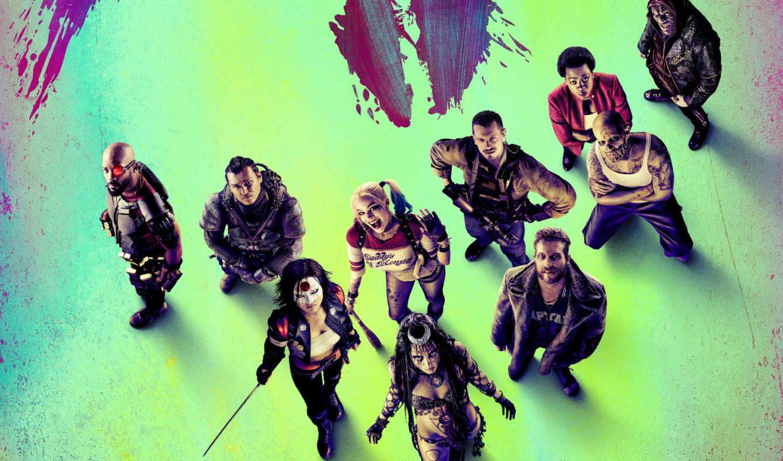 harley, quinn, squad, suicide, escuadrón, suicida, los, joker, del,
