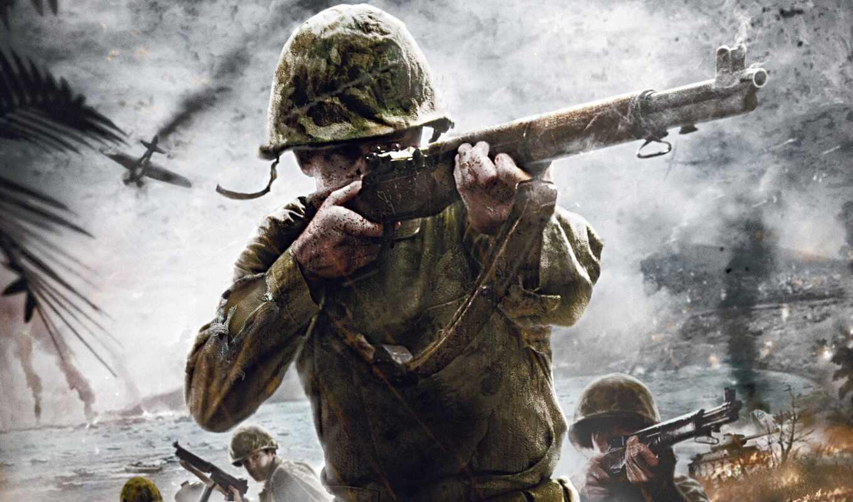 call, duty, war, world, game, modern, warfare, desktop,