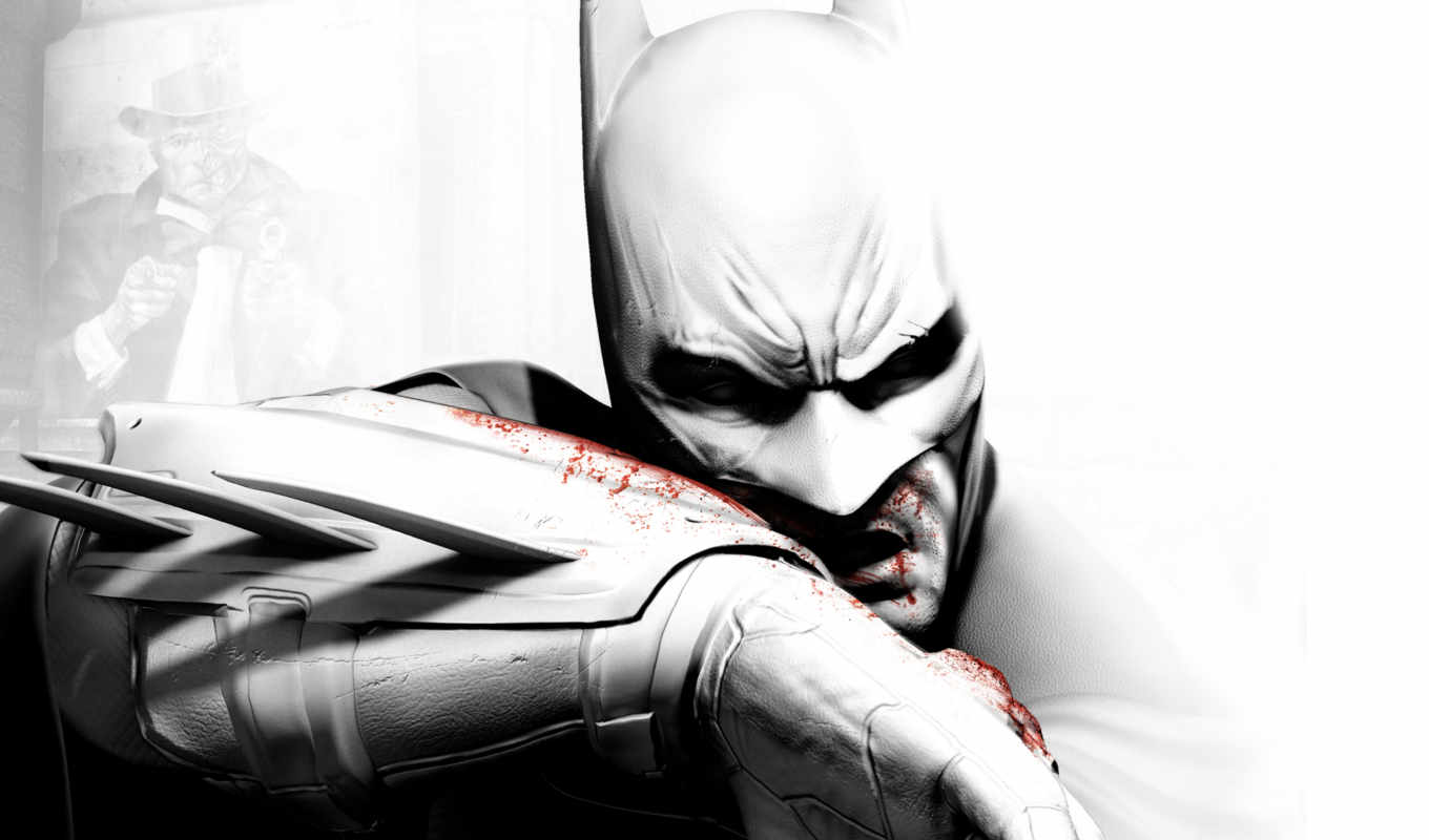 batman, arkham, city, bundle, humble, games, with, game,
