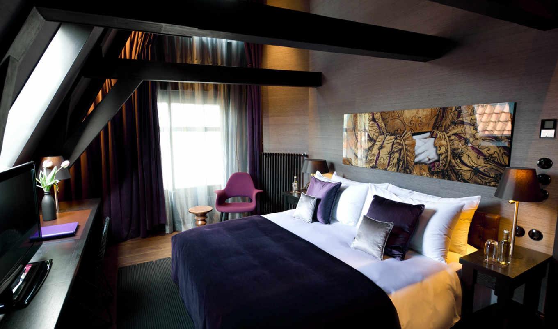 canal, house, отель, amsterdam, hotel, стильный, амстердама, расположен, амстердаме,
