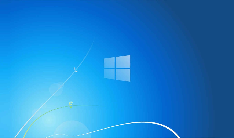 windows, blue, microsoft, ecran, dark,
