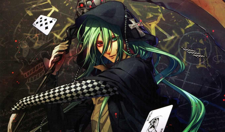 amnesia, anime, разных, разрешениях, укё,
