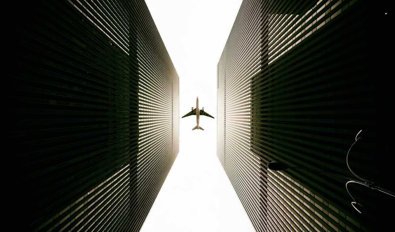 art, plane, авиация, cover, airplane, самолёт, краска, небо, реактивный, облако, сила