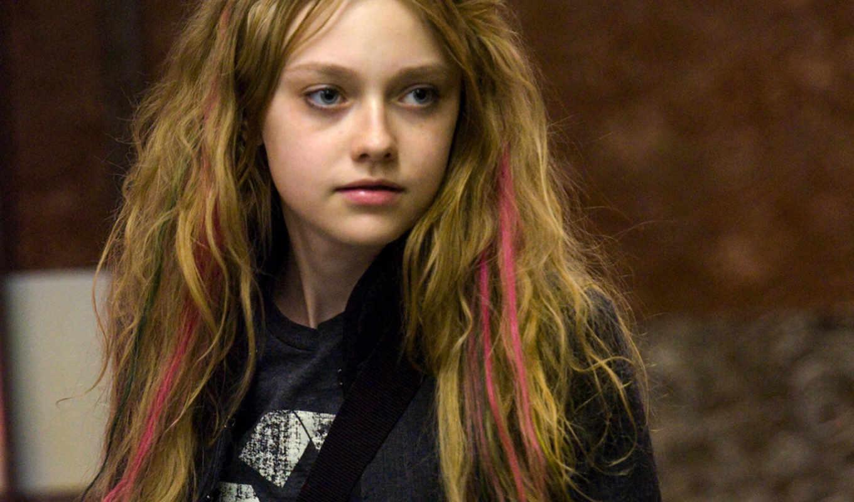 fanning, dakota, волосы, девушка, волосами, girls, beon, очень, movies,