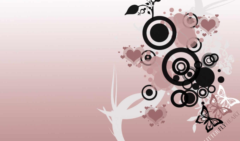 parede, papel, borboletas, para, preto, celular, design, abstrato,