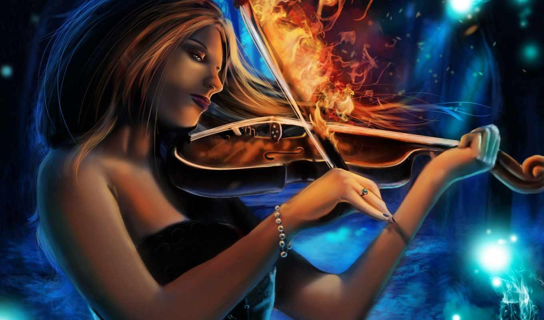 скрипка, скрипка, магия, магия,