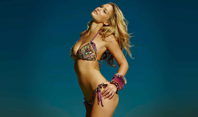 девушка, красивые, девушки, блондинка, модель, заставки, ежедневно, рафаэли, бар, refaeli,