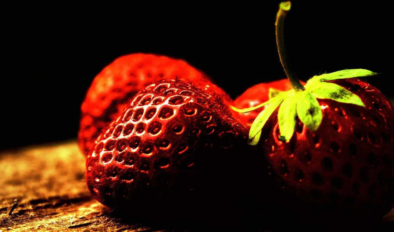 ,ягоды, клубника, tail, фрукты,