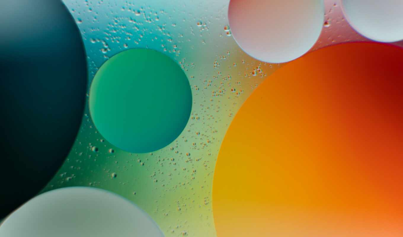 circle, bubble, ноутбук, mac, планшетный, mobile, телефон, gradient, blue, horizontal