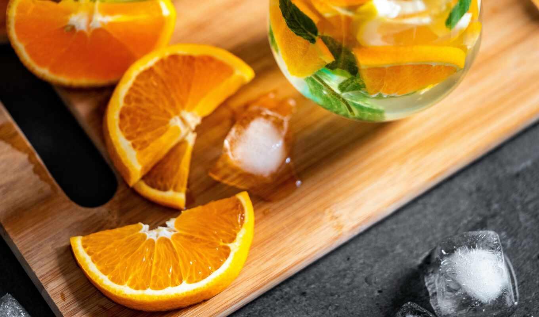 напиток, коктейль, оранжевый, alk, плод, lemon, fra, juliste, fresh, coffee