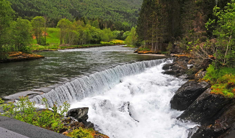 водопады, природа, página, para, park, escritorio, fondos, national, пасть, австралия, campervan, gratis, elimijaa,