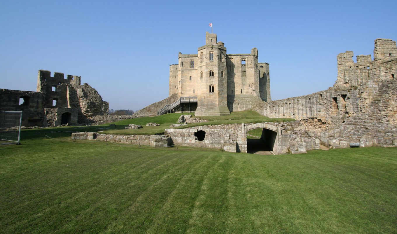 castle, warkworth, нота, заказать, замки,