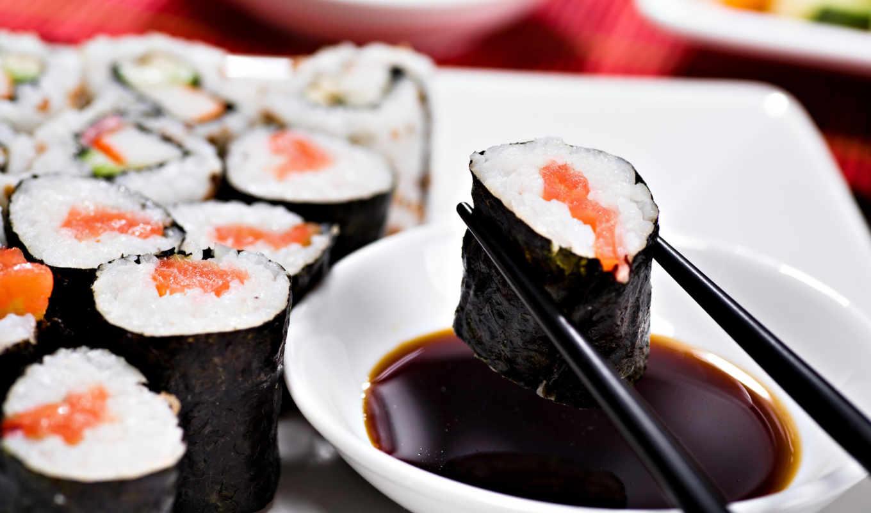 sushi, eда, еда, япония, роллы, sous, морепродукты, японская, кухня, kartinka,