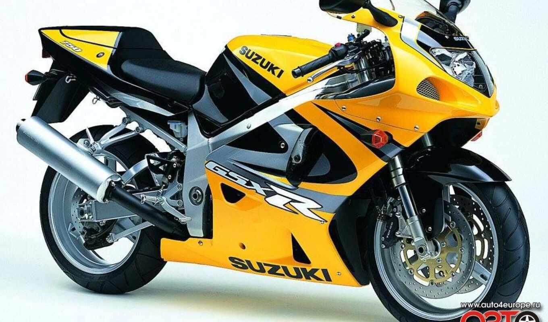 suzuki, мотоцикл, gsx, мотоциклы, мотоцикла, желтый, чёрно,