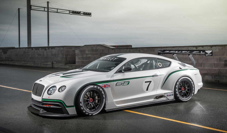 bentley, continental, car, concept, race,