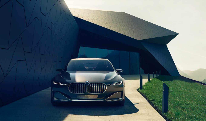 bmw, будущее, concept, luxury, vision, бе, this, new,