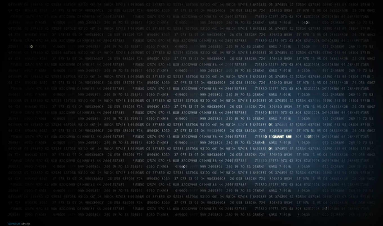 код, binary, quantum, iphone, maxsvs, картинка, цыфры, широкоформатные,