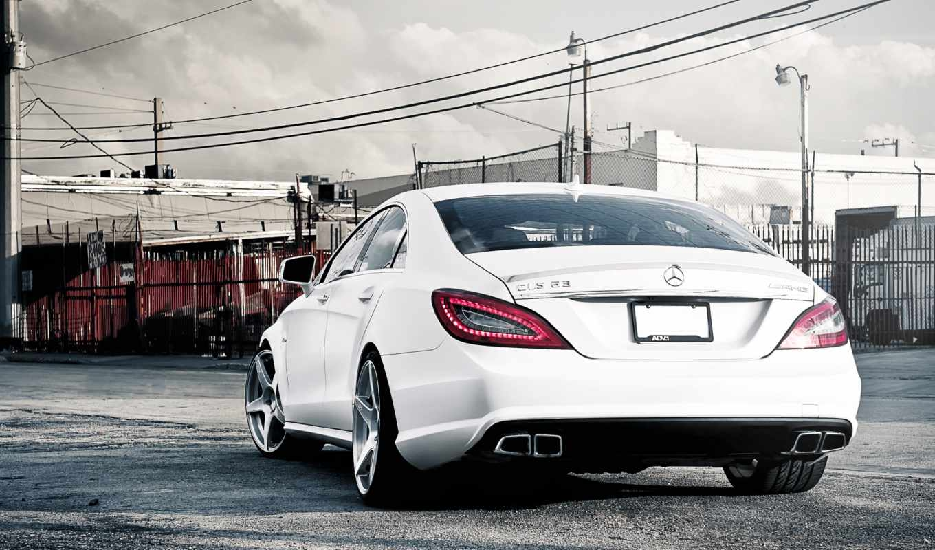cls, mercedes, benz, klasse, amg, мерседес, white,