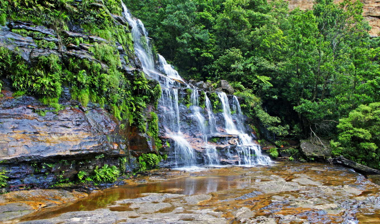 Скачать бесплатно картинки на телефон водопады 9