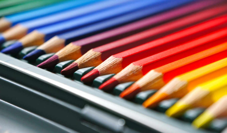 color, pencil, pencils, макро, карандаши, снимки, красивые,