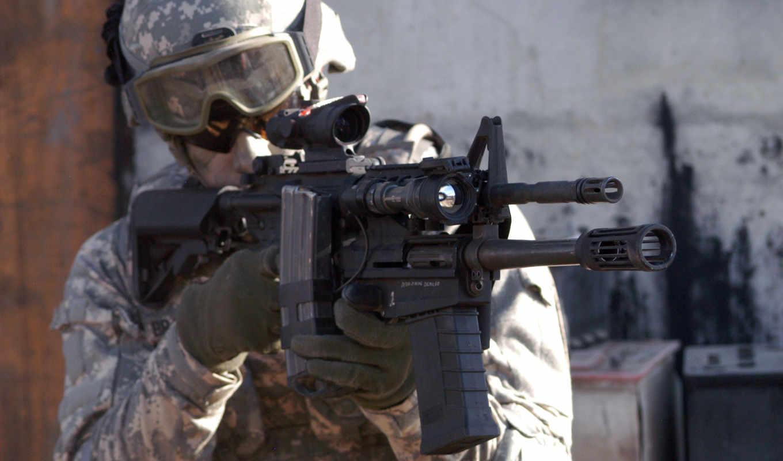 оружие, army, винтовка, acr, солдаты, bushmaster, чтобы, soldiers,
