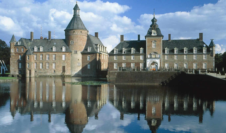 castles, castle, швейцария, замки, города, montreaux, chillon, chateau, cities,
