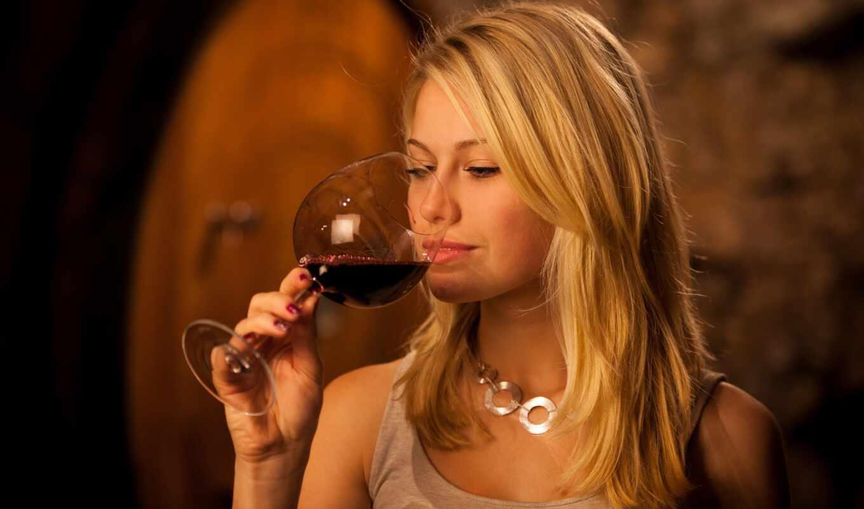 девушка, вина, glass, женщина, вино