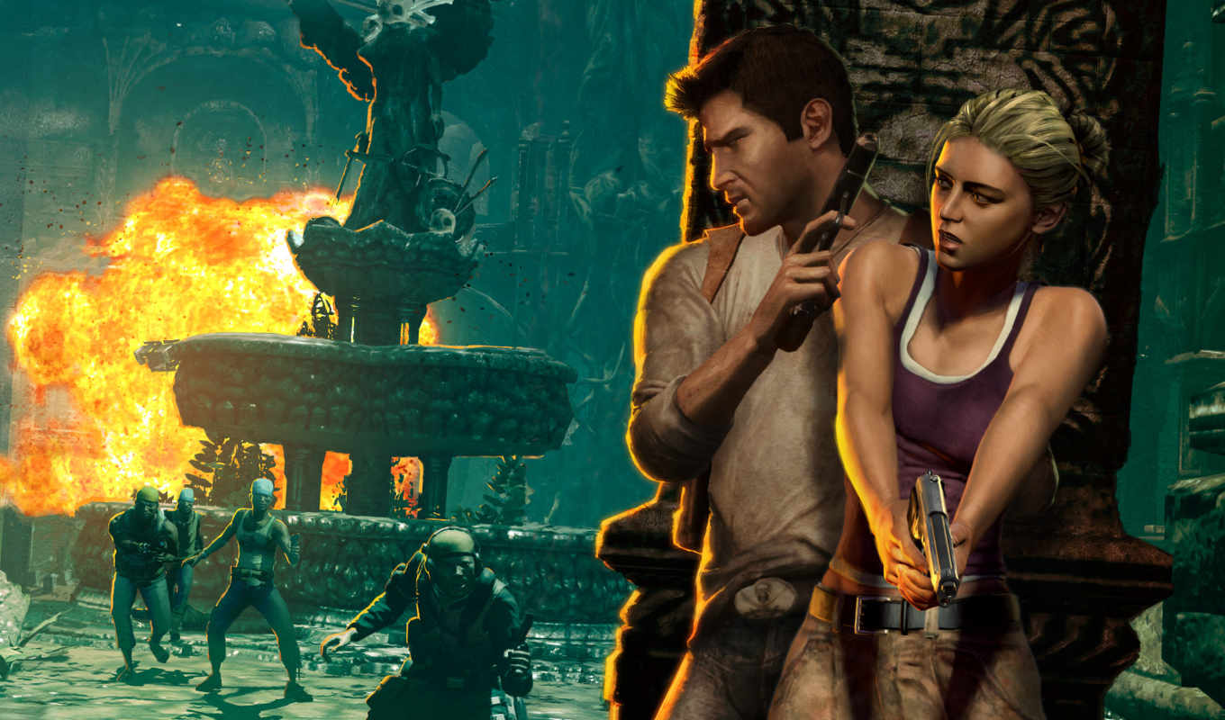 uncharted, drake, desktop, fortune, game, from, have, not, how, mac, video, more, nathan, картинку,