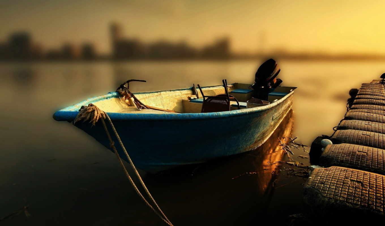 лодка, телефон, картинку, анимация, заставки, телефона,