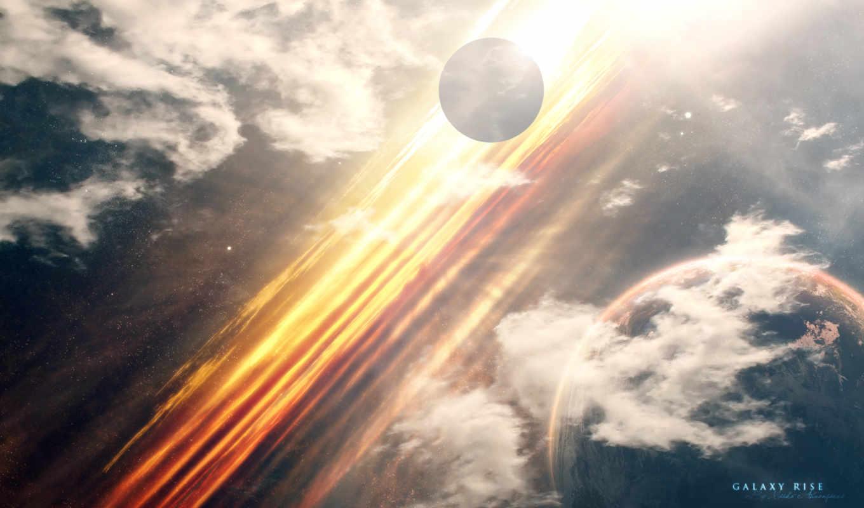 cosmos, планеты, звезды, universe, galaxy, небо,