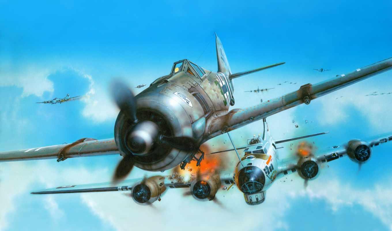 fw, focke, wulf, рисунок, самолет, истребитель, правой, кнопкой, картинку, контекстном, браузера, выбрать, вов, нажать, картинке, бой,