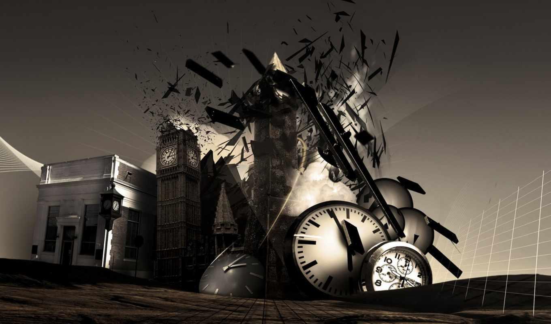 wallpapers, abstract, desktop, wallpaper, часы, дома
