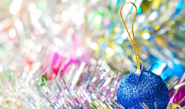 мишура, christmas, праздник,